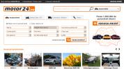 SITE ANUNTURI AUTO www.motor24.ro