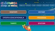SITE DE PREZENTARE www.casutacustelute.ro