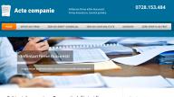 www.actecompanie.ro